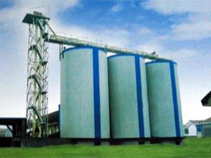 钢板仓的发展领域与制作介绍